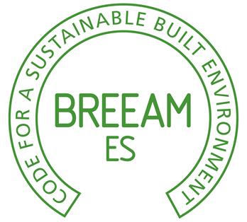 Certificado de construcción sostenible BREEAM